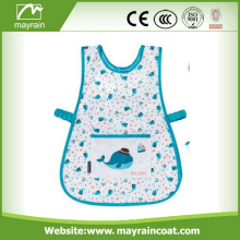 Vestuário novo Imported Pu Children Smocks