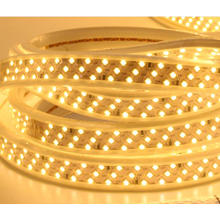 Bonne qualité bande d'éclairage Super Bright 220v led bande 2835