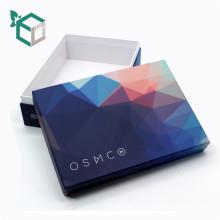 Custom made high-end Papierschuh Geschenkbox
