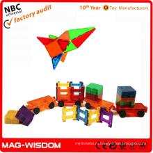 Магнитные строительные блоки Playmags развивающие игрушки 2015