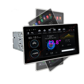 Tesla-Stil Android PX6 Universal Car DVD-Player