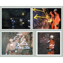 Mine Marking Paint/Underground Mine Marker/Non-Flammable Mine Marking Paint