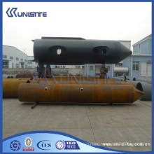 customized dredger spud for dredging on dredger (USC2-003)
