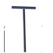 Éclairage de lampe de jardin de type T
