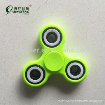 Aliviar o jogo do tédio rolamento rolamento metal fidget spinner, encaixe de iodetos metálicos 400w