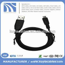 USB 2.0 männlich zu mini 5pin Kabel Datenkabel für MP3 MP4