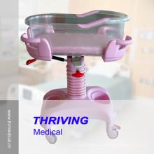 Cuna ajustable del bebé del hospital (THR-RB011)