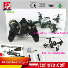 2016 New arrival!rc hobby radio control style and battery power rc quadcopter