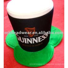 Sombrero del partido del sombrero del día de St Patric