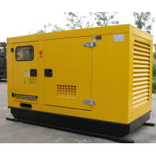 40kw/50kVA Cummins Silent Diesel Generator for Solar Systems with ATS