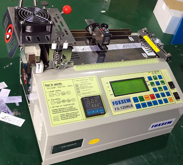 Automatic Label Cutting Machine