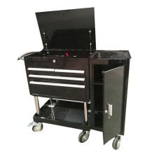 Портативный гаражный ящик для инструментов для тяжелых условий эксплуатации