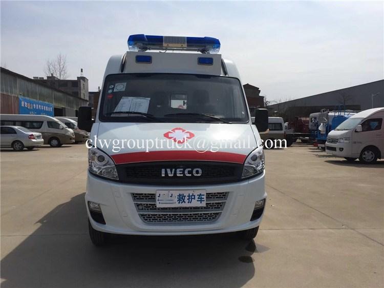 Rescue Ambulance Car1