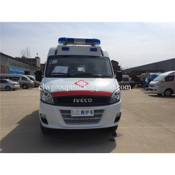 Iveco 5m length rescue ambulance car