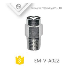 EM-V-A022 Manuel laiton nickelé radiateur soupape d'évacuation d'air