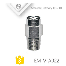 EM-V-A022 Manual brass nickle plated radiator air release vent valve