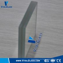 Vidrio laminado transparente para vidrio de construcción con Csi (LM)