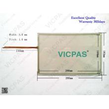 6AV2124-0MC01-0AX0 HMI TP1200 CONFORTO tela sensível ao toque