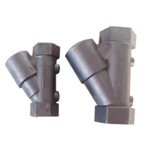 Fundición de precisión de acero al carbono