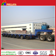 Special Vehicle Trailer Low Bed with Dolly