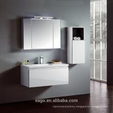 EAGO PC084-3ZG-1 Modern Bathroom Cabinet