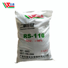 Manufacturer Direct Selling High Quality Rutile Titanium Dioxide RS110 RS103