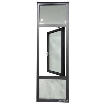 Small Decorative House Windows,Single Glazed Aluminum Windows For House