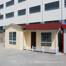 Quick Construction Insulated Panel Prefab/Prefabricated House