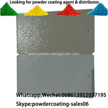 FEIHONG brand pure polyester Flat Wrinkle powder coating