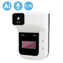 Termómetro infrarrojo para la frente con un uso sencillo