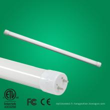 Lampe LED T8 avec ETL et Dlc