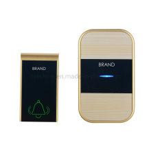 AC Acrylic Digital/Portable Wireless Doorbell