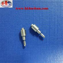 Pièce d'estampage en métal personnalisée, partie tournante pour le procédé CNC (HS-TP-0013)