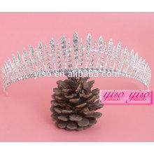 Heiße Verkauf dekorative Weihnachtskönige und Königinweihnachtskronen