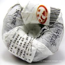 Heißer Verkauf Premium Yunnan Puer Tee, 100g reifer Puerh Tee, chinesischer Mini Yunnan Tuocha, Qualität Yunnan Pu'Er Tee