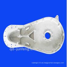 Caja de engranajes de fundición y mecanizado de aluminio