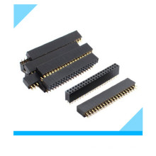 2X20 2.54mm Double Row Female Pin Header Connector