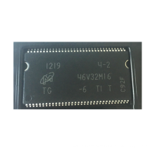 IC DRAM 512M PARALLEL 66TSOP  ROHS MT46V32M16TG-6TIT