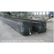 China Gummi Aufblasbare Kernform für Brücke / Tunnel Schalung