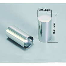 Oem aluminum perfume cap for cosmetics packaging