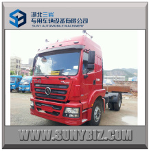 290HP Port Dedicated Tractor Shacman M3000 4X2 Container Tractor Truck