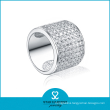 Hot Selling AAA 925 Silver Jewelry Ring in Stock (R-0047)