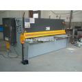Machine de découpe en métal / Machine de cisaillement hydraulique 6x2500