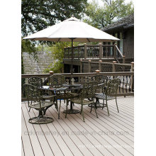 WPC Outdoor Decking/Solid WPC Decking/WPC Laminate Flooring