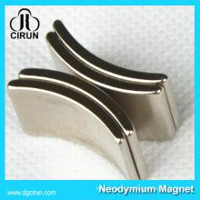 Нестандартная Форма Дуги Неодимовый Магнит Двигатель Генератор/Неодимовый Магнит