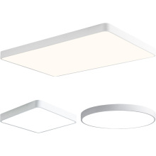 Lâmpadas de teto pequenas brancas