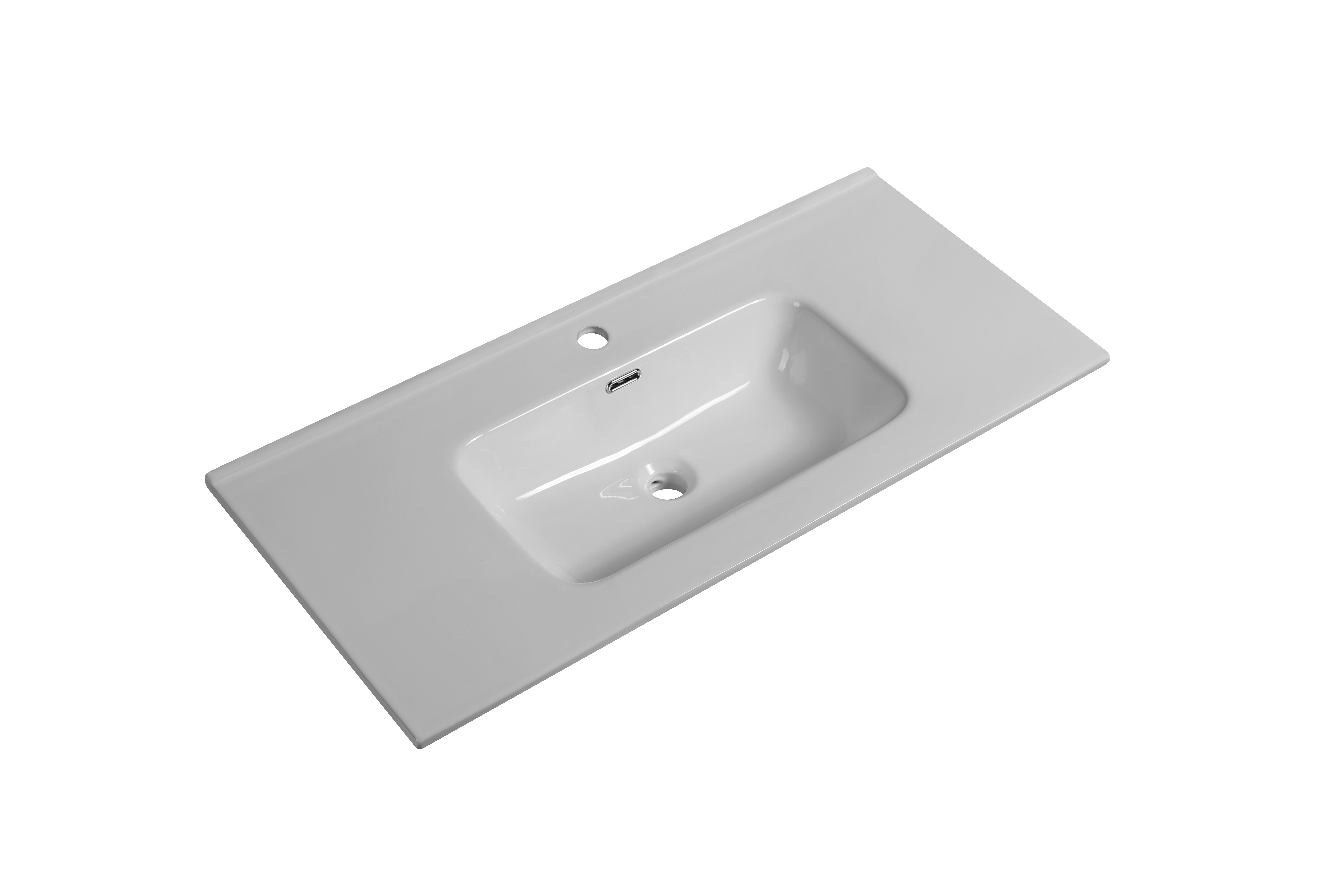 Thin edge Ceramic Washbasin