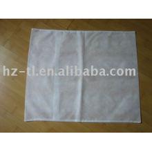 Funda de almohada no tejida