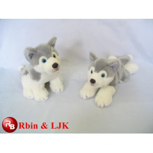 Meet EN71 and ASTM standard ICTI plush toy factory plush toy dog