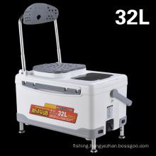 32L Four Lifting Multifunctional Fishing Box